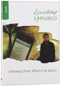 Discipleship Explored DVD (Second Edition)