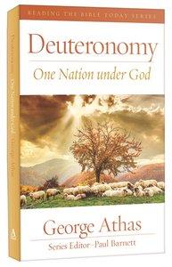 Rtbt: Deuteronomy