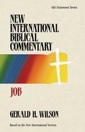 Nibc OT #10: Job (#10 in New International Biblical Commentary Old Testament Series)