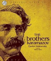 The Brothers Karamazov (Abridged, 16 Cds)