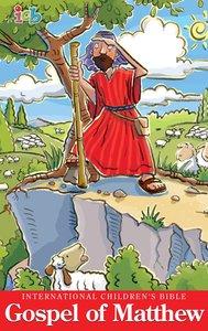 ICB International Childrens Bible Gospel of Matthew (Pack Of 10)