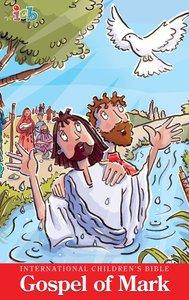ICB International Childrens Bible Gospel of Mark (Pack Of 10)