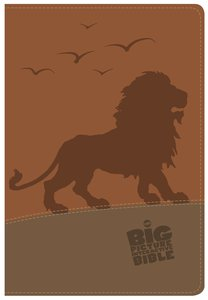 CSB Big Picture Interactive Bible Lion