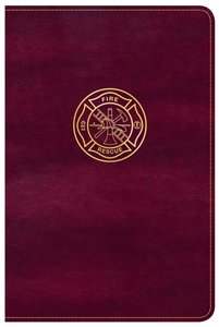 CSB Firefighters Bible