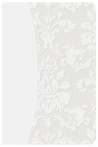 CSB Brides Bible White Leathertouch