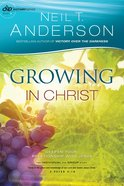 Growing in Christ (#05 in Victory Series)