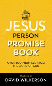 The Jesus Personal Promise Book