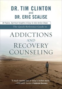 The Quick-Reference Guide to Addictions and Recovery Counseling:40 Topics, Spiritual Insights, and Easy-To-Use Action Steps