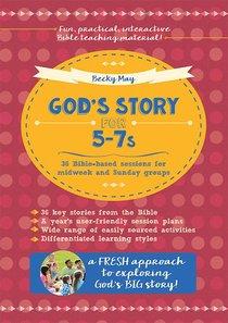 Gods Story For 5-7s