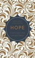 Hope: 90 Devotions From Our Daily Bread (Our Daily Bread Series)
