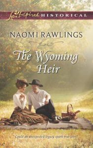 The Wyoming Heir (Love Inspired Series Historical)