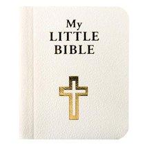 Novelty: My Little Bible (White)