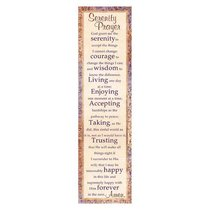 Bookmark Pack: Serenity Prayer (Pack 10)