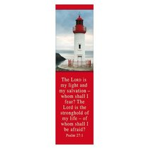 Bookmark Pack: The Lord is My Light and My Salvation (Pack 10)