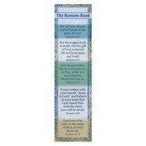 Bookmark Pack: The Romans Road (Pack Of 10)