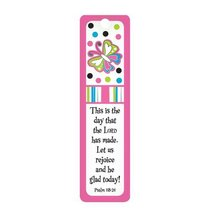 Bookmark Beaded: This is the Day (Little Miss Grace)