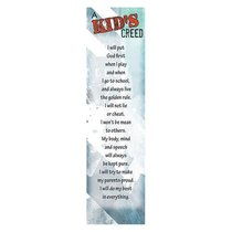 Bookmark Pack: Kids Creed (Pack Of 10)