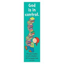 Bookmark Pack: God is in Control (Pack Of 10)