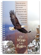 Spiral Hardcover Journal: Eagle, Isaiah 40:31