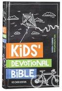 NIRV Kids Devotional Bible