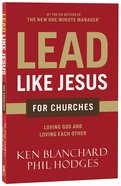 Lead Like Jesus For Churches