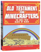 Unofficial Bible For Minecrafters, The (Shrink Wrapped) (2 Volume Set)