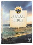 NLT Beyond Suffering Study Bible Hardback