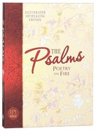 TPT Psalms: Poetry on Fire Illustrated Journaling Bible (Black Letter Edition)