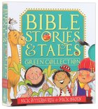 Bible Stories & Tales Green Collection (6 Vol Set)