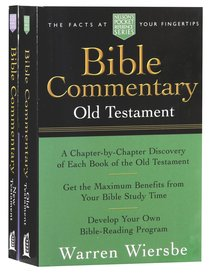 Npr: Bible Commentary Old Testament and New Testament 2-Pack (2 Vols)
