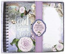 Deluxe Notepad Giftset: Owl Journal & Listpad Giftset