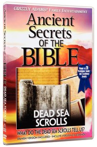 Ancient Secrets 3 #05: Dead Sea Scrolls (#05 in Ancient Secrets Of The Bible Dvd Series)