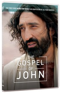 The Scr DVD Gospel of John (Screening Licence)