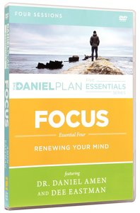 Focus (A DVD Study) (The Daniel Plan Essentials Series)