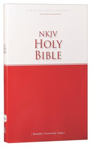 NKJV Economy Outreach Bible (Black Letter Edition)