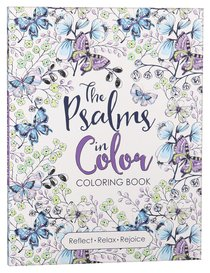 The Psalms in Color (Adult Coloring Books Series)
