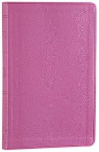 ESV Value Thinline Bible Pink (Black Letter Edition)