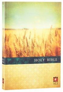 NLT Premium Value Large Print Slimline Bible (Black Letter Edition)
