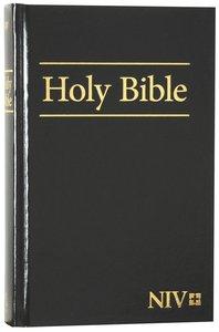 NIV Worship Bible Black