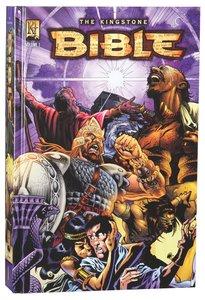 Genesis Through 1 Kings (#01 in The Kingstone Comic Bible Series)