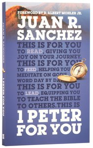1 Peter For You (Gods Word For You Series)