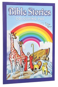 Bible Stories Colouring Pad