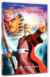 Let My People Go! - the Story of Exodus (#06 in Superbook Dvd Series Season 01)