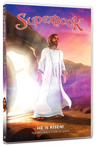 He is Risen! - the Resurrection of Jesus! (#11 in Superbook Dvd Series Season 01)
