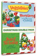Veggie Tales Double: Christmas Pack (2 Dvd)