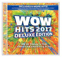 Wow Hits 2017 Deluxe Edition Double CD
