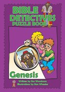 Genesis (Puzzle Book) (Bible Detectives Series)