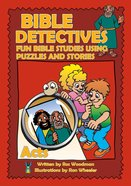 Acts (Puzzle Book) (Bible Detectives Series)