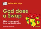 Colouring Book: What God Says: God Does a Swap (What God Says Series)