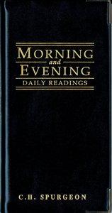 Morning & Evening (Black)